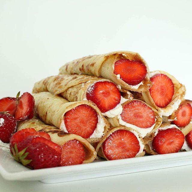 #leivojakoristele #mansikkahaaste Kiitos @kaireskitchen