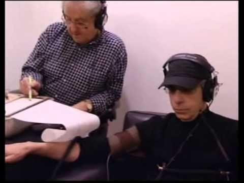 Richard Belzer Lie Detector test - YouTube