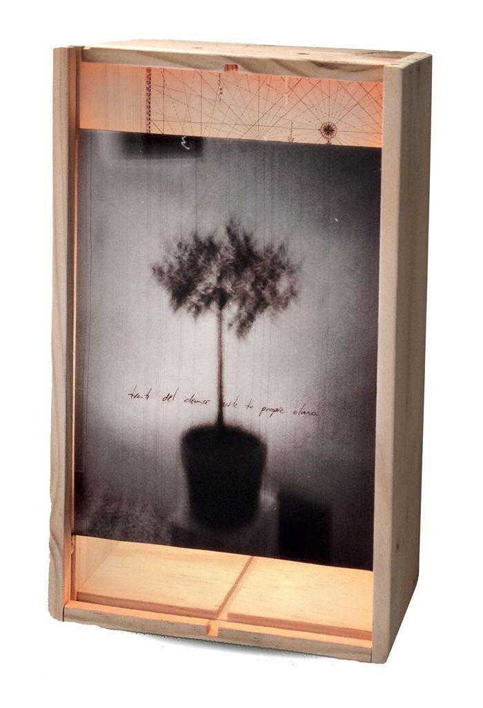 HANDMADE Photo Lightbox #169 _ Made in December 2013 || On sale at ETSY.COM || $156 USD // 120 Euros