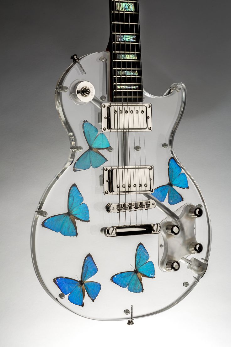 17 Best Images About Lucite Guitars On Pinterest Image