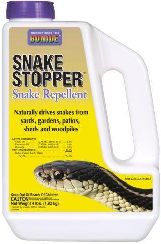 "Bonide ""Snake Stopper"" Snake Repellent, 4 lb. - Tractor Supply Online Store"