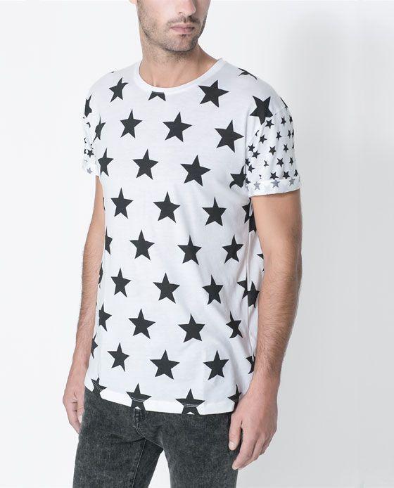 Estrellas, estrellas y más estrellas. Una camiseta que generará polémica seguro entre nuestro fans. Esperamos tu opinión
