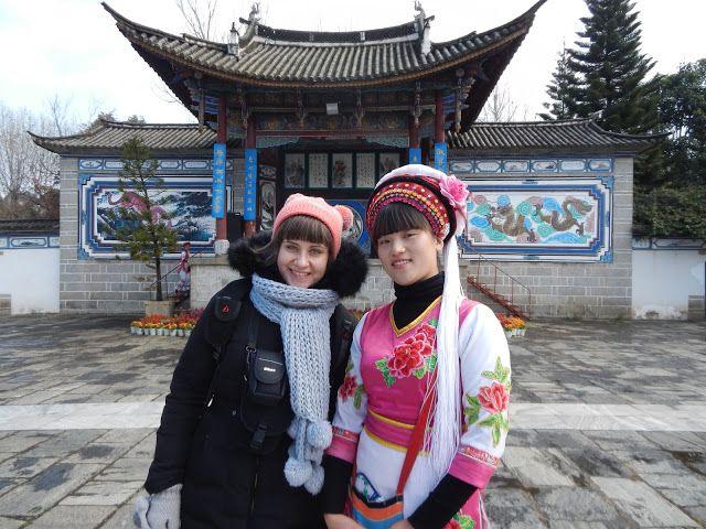 Prowincja Yunnan, Chiny, wyprawa do miasta Kunming i Dali.
