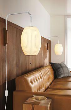 Fabulous. Nelson Wall Sconces - Modern Classics - Lighting - Room & Board.  $375.