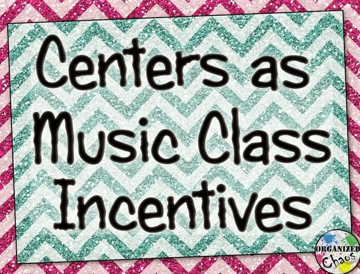 Organized Chaos: Teacher Tuesday: centers as music class incentives. Use centers as a whole-class reward to incorporate pure fun with some skill practice!