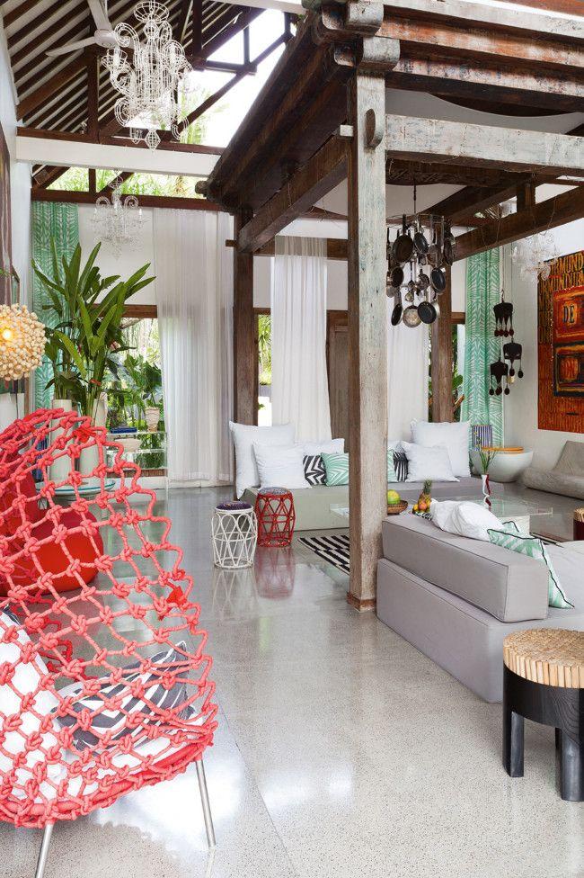 Tropical Home In Bali