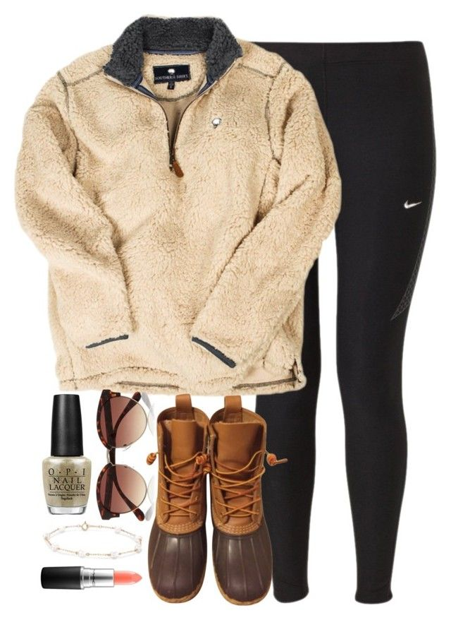 """this was the other pullover:(((((("" by elizabethannee ❤ liked on Polyvore featuring NIKE, River Island, L.L.Bean, OPI, Mikimoto, MAC Cosmetics, women's clothing, women, female and woman"
