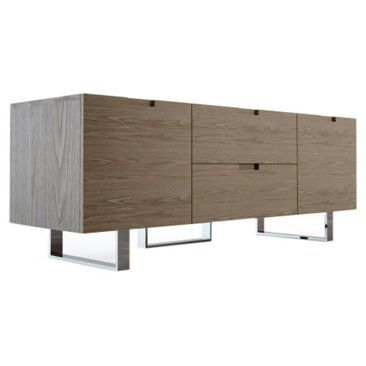 Check out this item at One Kings Lane! Eldridge Media Stand, Walnut