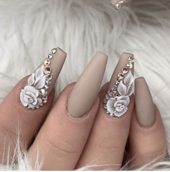 15 Summer Nail Designs That You Will Love 2017 – Reny styles
