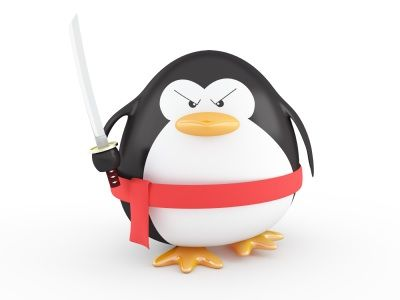 The Attack of Google Penguin- why you shouldn't over-SEO your site: Internet Marketing, Creative Internet, Penguins Funny, Google Seo, Penguins 20, Google Penguins, Ninjas Penguins, Years 2012, Funny Seo