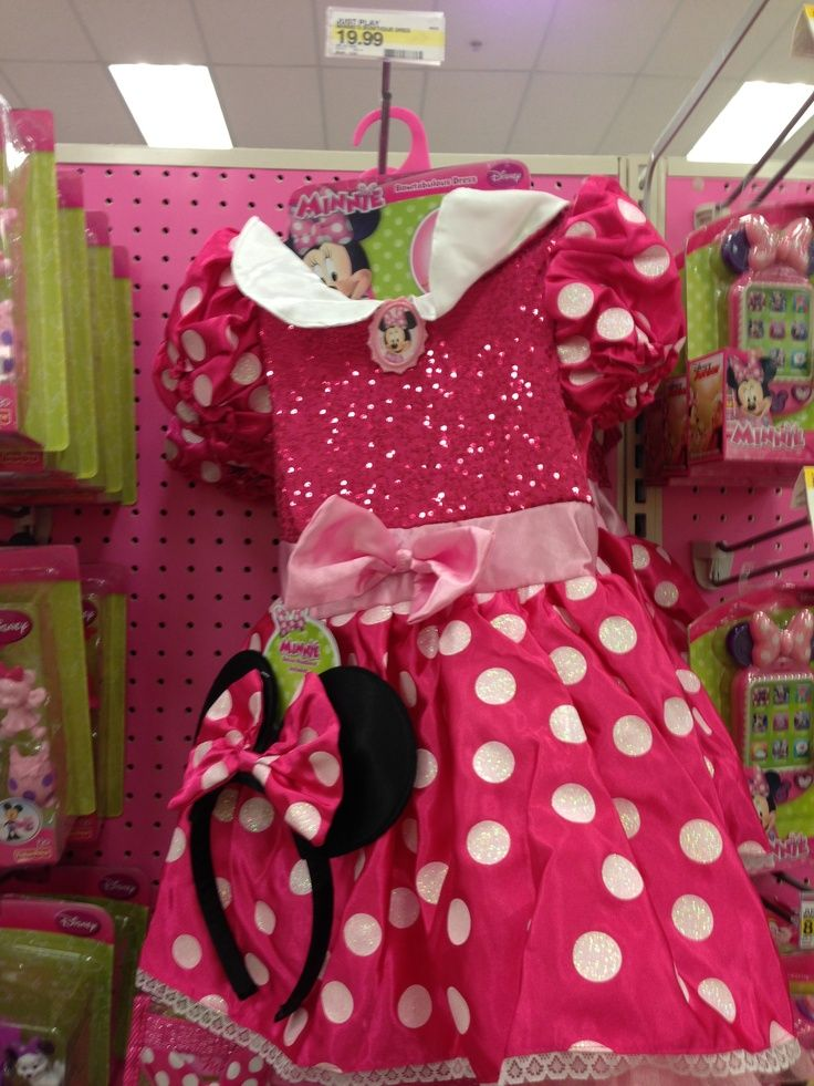 minnie mouse costume toddler | Minnie Mouse Costume I need one really bad