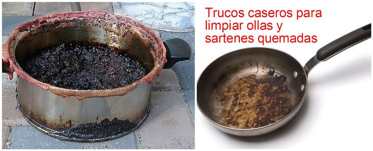 Ollas quemadas tips