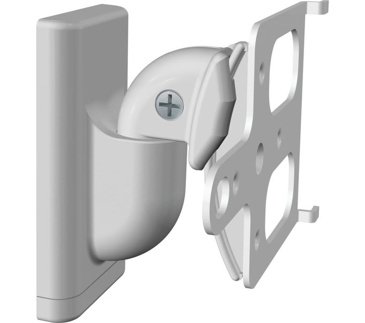Buy SANUS WSWM2-W2 Tilt & Swivel Speaker Bracket Price: £29.99 Top features: - Compatible with the Sonos PLAY:1 and PLAY:3, as well as other wireless speakers - Suitable for use on different wall types Compatible with the Sonos PLAY:1 and PLAY:3 The Sanus WSWM2-W2 Tilt & Swivel Speaker Bracket can be used with both the SONOS PLAY:1 and PLAY:3, as well as other wireless mountable speakers in...