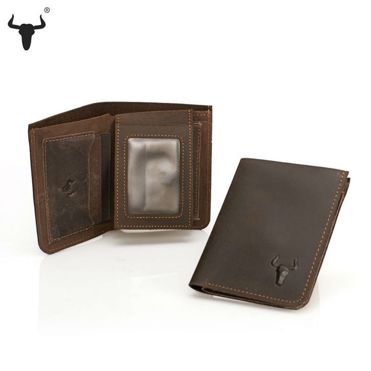 Men's Top Grade Cowhide Genuine Leather Retro Wallet - Pick Pay Post