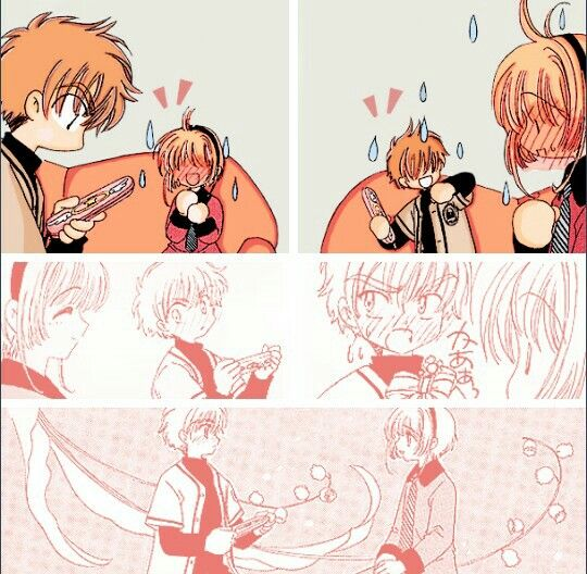 434 Best ♡ Syaoran & Sakura ♡ Images On Pinterest
