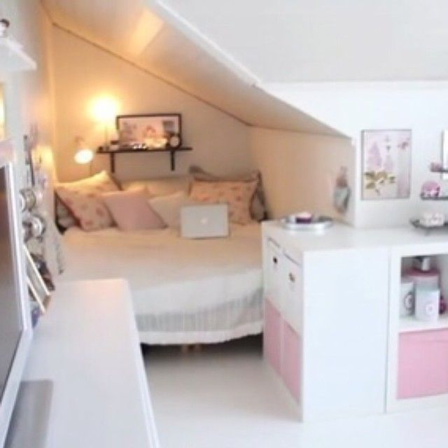 cute attic room ideas - Best 25 Teenage attic bedroom ideas on Pinterest