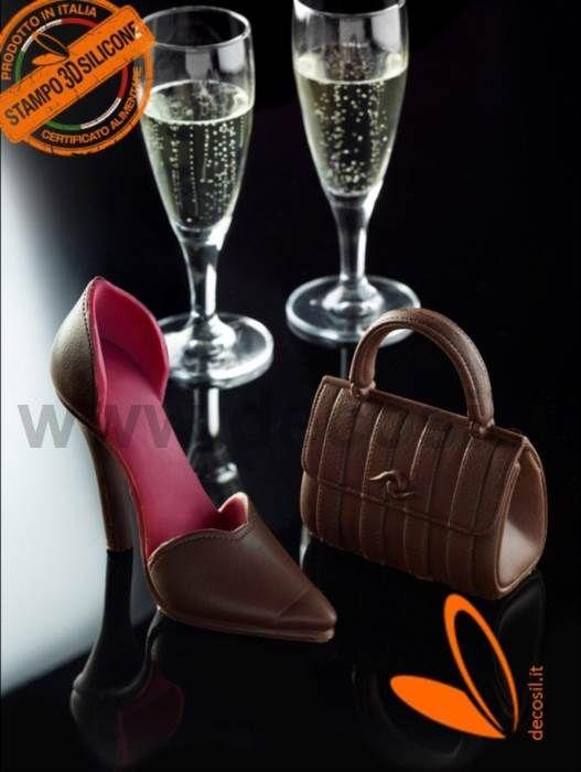 Chaussure Décolléte New Style moule en silicone, Moule en silicone Accessoires de Mode