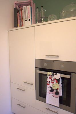 Holzkiste für Kochbücher und so...