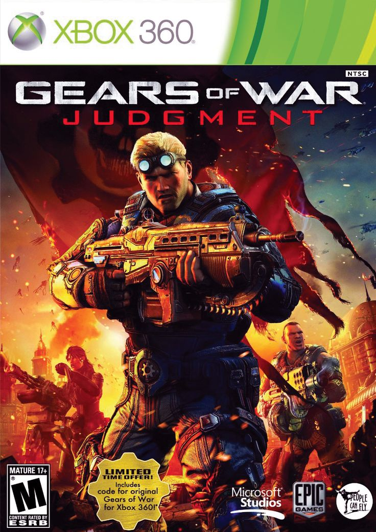Gears of War: Judgment takes you back before the events of the original Gears of War trilogy to the immediate aftermath of Emergence Day — the defining event of the Gears of War universe.
