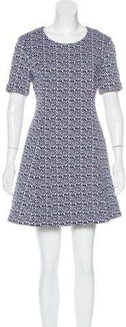 Kenzo Knit A-Line Dress