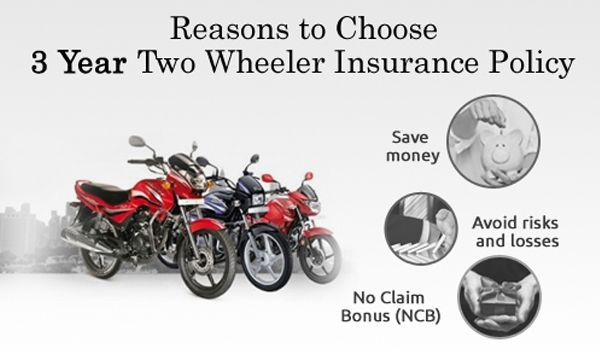 Reasons To Choose 3 Year Two Wheeler Insurancepolicy Health