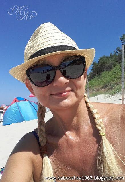 Babooshka - Twój styl zależy tylko od Ciebie: Międzywodzie, plaża, morze
