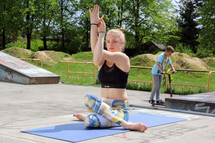 Yoga every day Jungle Boogie Leggings