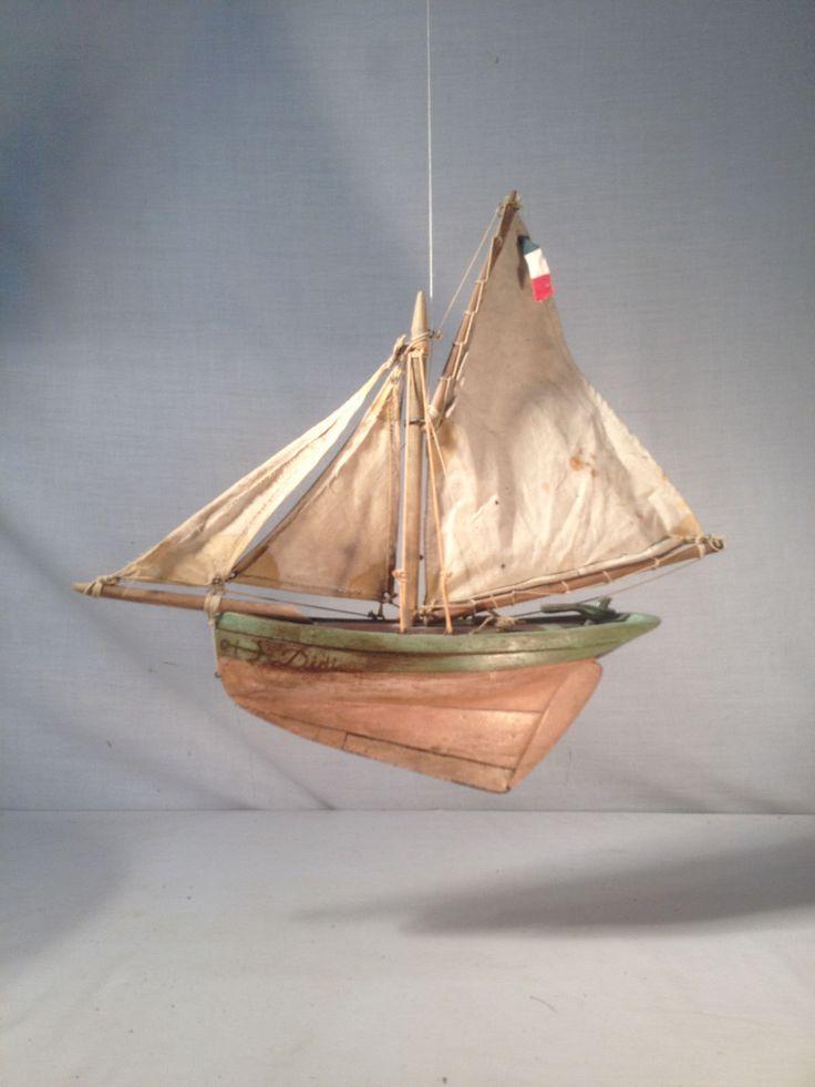 Les 469 meilleures images du tableau pond yacht 2 sur pinterest yachts tangs et voiliers - Voilier de bassin ancien nanterre ...