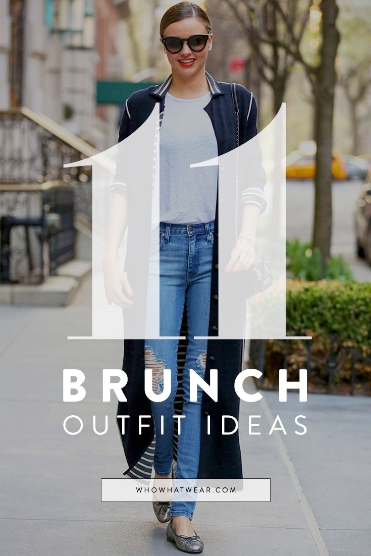 What to Wear to Brunch (Ultimate Style Guide) - The Trend ...