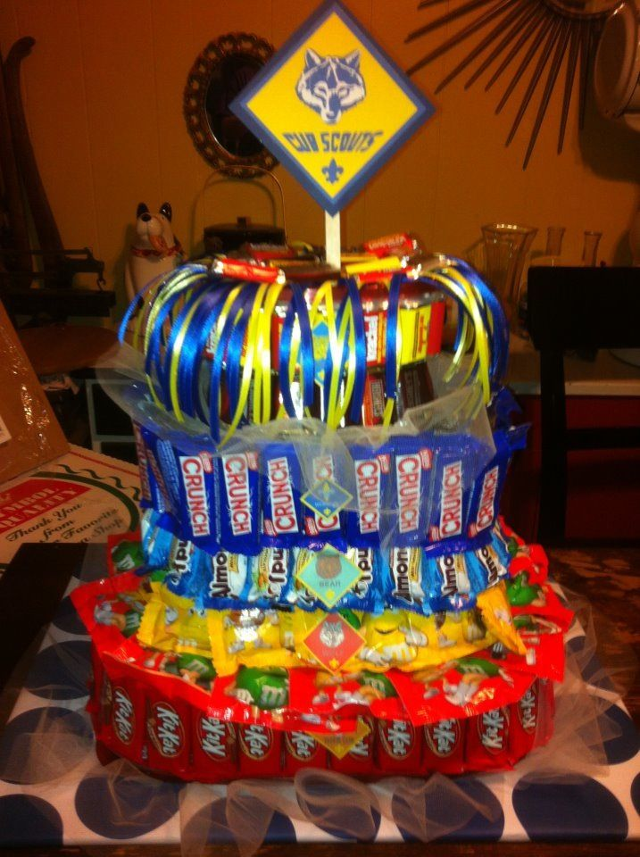 17 Best images about cub scout cake ideas on Pinterest ...