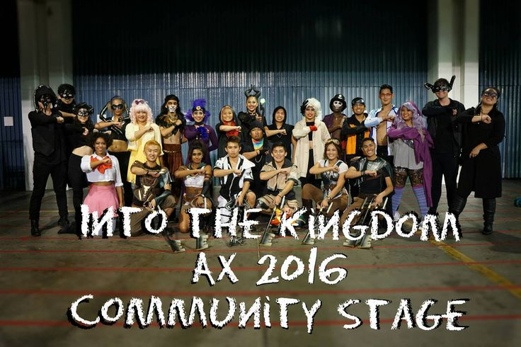 """""""Into The Kingdom"""" at AX 2016 Community Stage (The Corps Dance Crew)"""