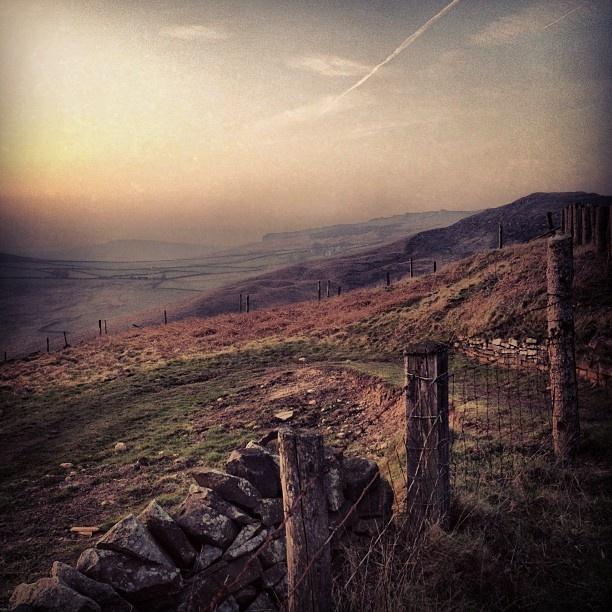 Peak District...