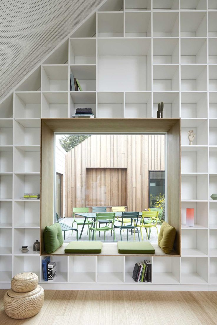 271 best Library and bookshelves images on Pinterest | Creative ...