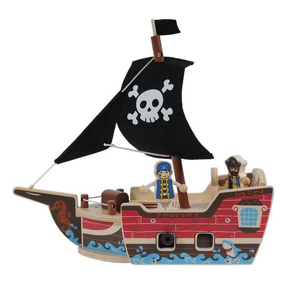 Kit Pax Pirate Ship