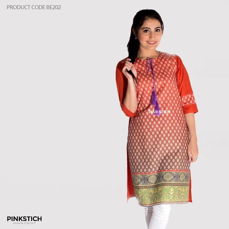 Pinkstich Eid Kurta Dress Collection 2015 for Girls http://clothingpk9.blogspot.com/2015/09/pinkstich-eid-kurta-dress-collection-for-girls.html