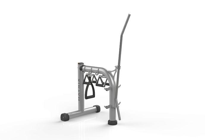 Free-standing Accessory Rack TAR-1