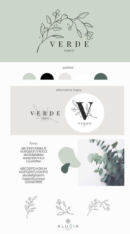 Premade Logo| Logo design| Brand Design| Business logo| Minimalist logo| Modern logo| Leaf logo | Custom logo| Branding | Custom design|