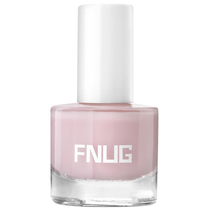 Intensive colour and high gloss finish nail polish by FNUG. Available at Douglas.