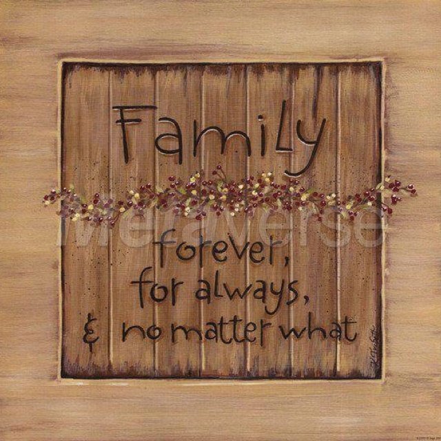 Family: Wall Decor, Hands Prints, Crafts Ideas, Karen O'Neil, Families Forever, Art Prints, Karen Tribett, Living, Families Prints