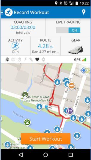 iPhone Running App, Running GPS Tracking, Running Training Apps ...