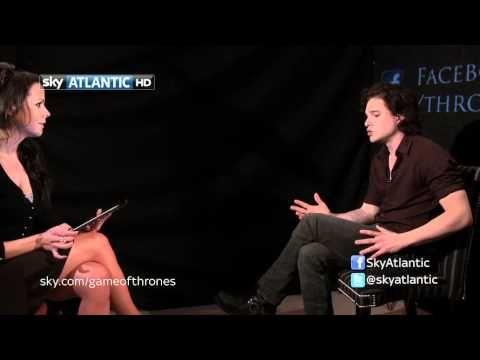 Game of Thrones: Thronecast: Uncut Kit Harington Interview