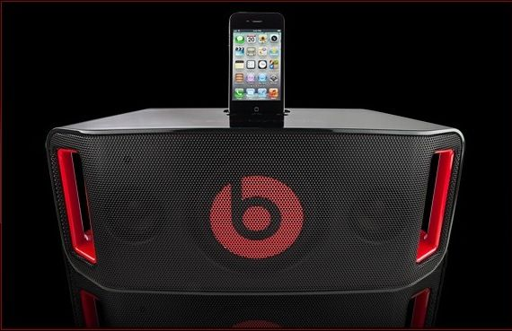 beatbox Beats by Dr. Dres Beatbox Portable Will Have You Break Dancing