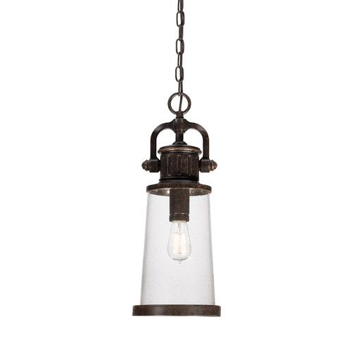 Warehouse Outdoor Pendant Farmhouse Outdoor Hanging Lights By ...