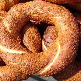 Rezept: Sesamringe - Simit (türkisch)