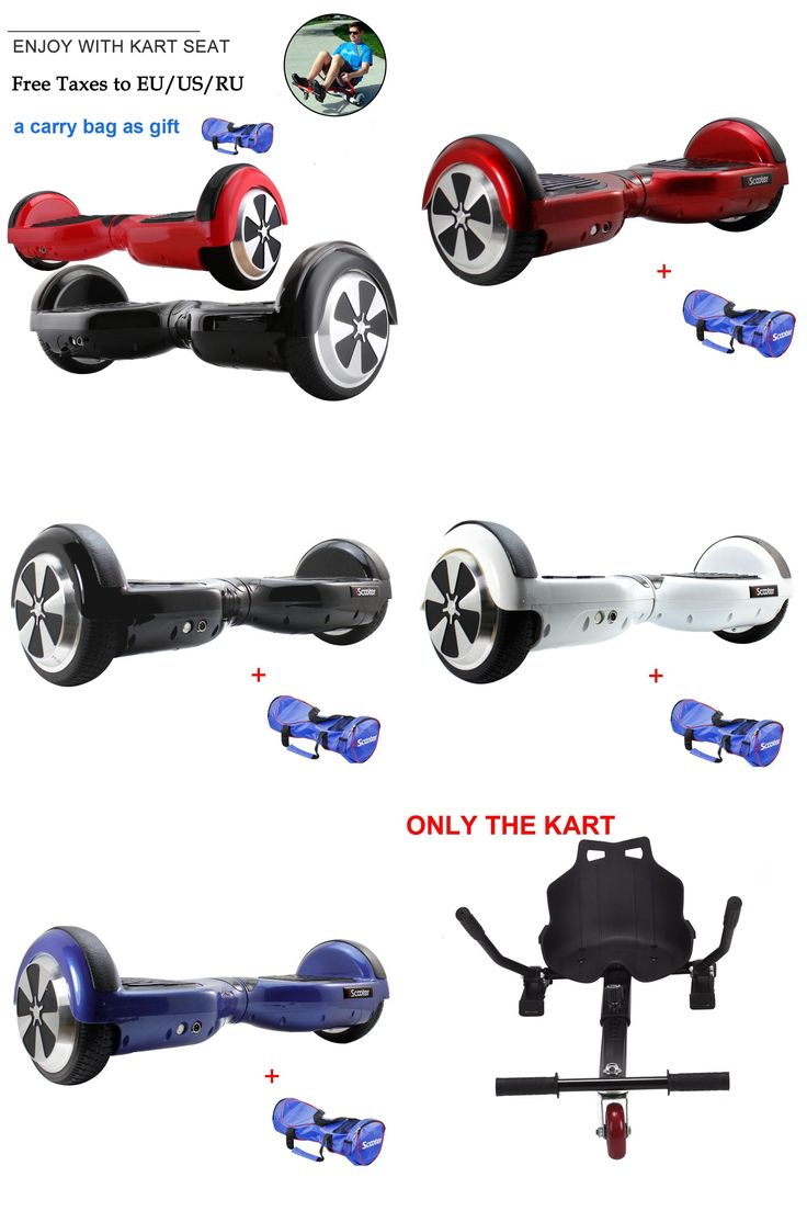 [Visit to Buy] iScooter Bluetooth hoverboard 2 Wheel self Balance Electric scooter unicycle Standing Smart two wheel Skateboard drift scooter #Advertisement
