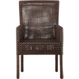 cool end chairs...add cushions. $199: Honey Brown, Bachelor Pad, Dining Chairs, Pad Ideas, Chairs Add Cushions