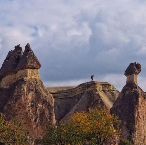 Turkey - Fell free in Cappadocia