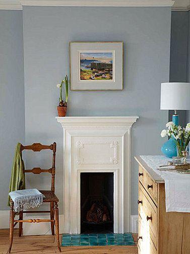 Tiny Little Fireplace Jill Scholes Interior Design