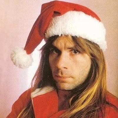 Bruce Dickinson  Heavy Christmas!
