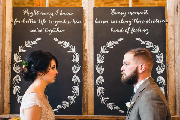 champagne wedding ideas - photo by Pill Photography styling by Belovely Events